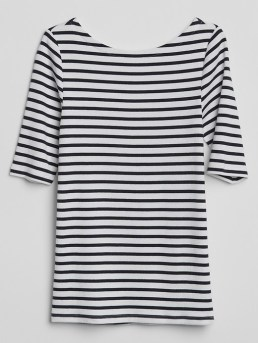 gap navy top