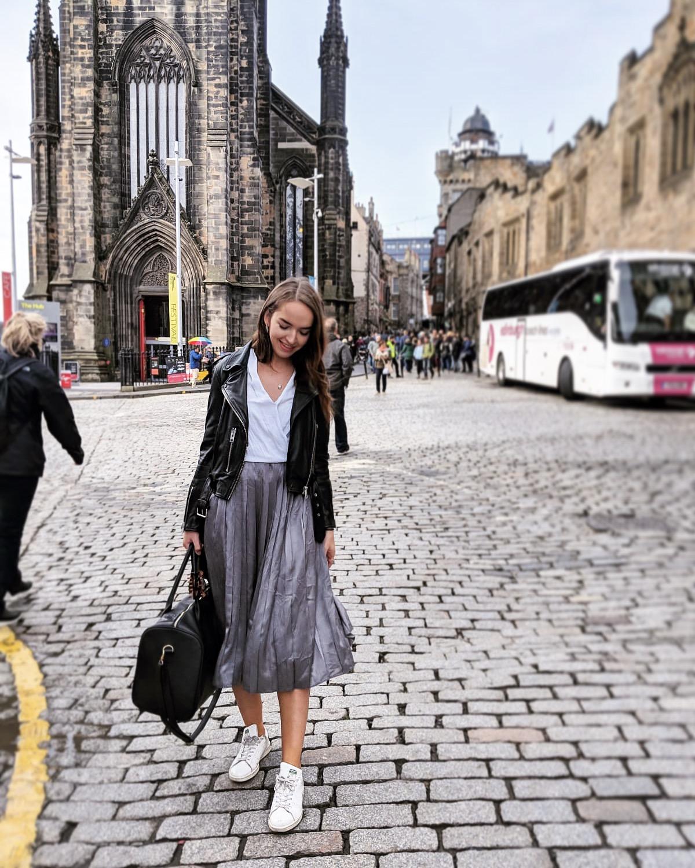 Edinburgh Travel Weekend: What I Wore